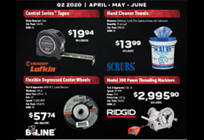 Middlesex Quarterly Specials